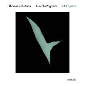 Thomas Zehetmair, Niccolò Paganini - 24 Capricci per violino solo, op.1, 00028947633181