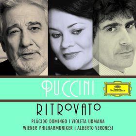 Plácido Domingo, Puccini ritrovato, 00028947774556