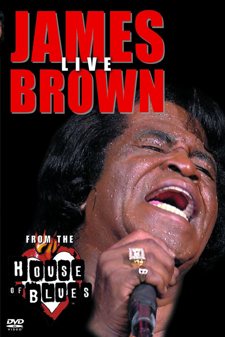 Live From The House Of Blues: Brown,James