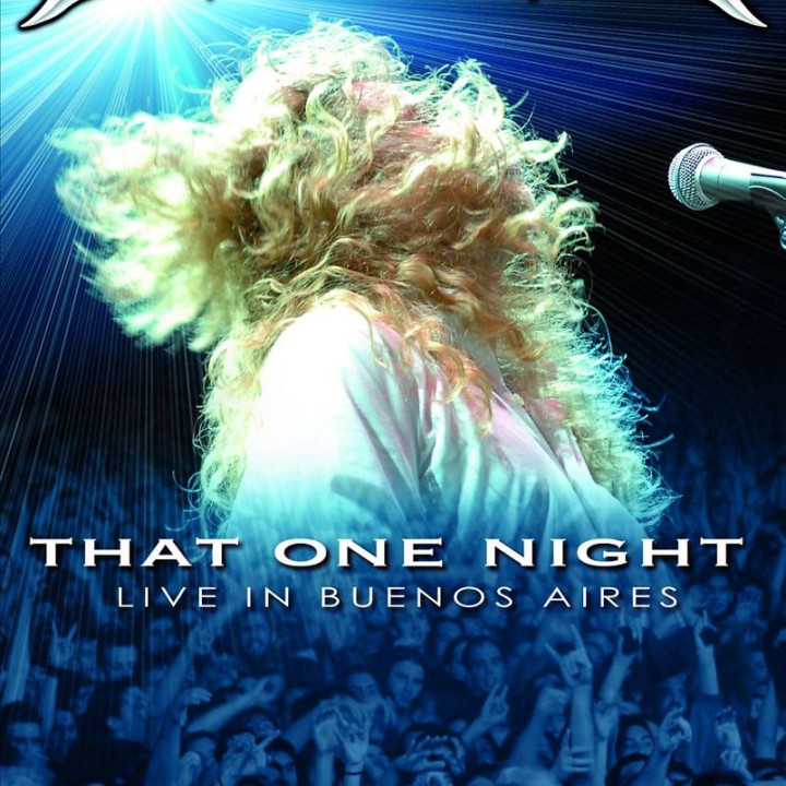 That One Night: Live In Buenos Aires: Megadeth