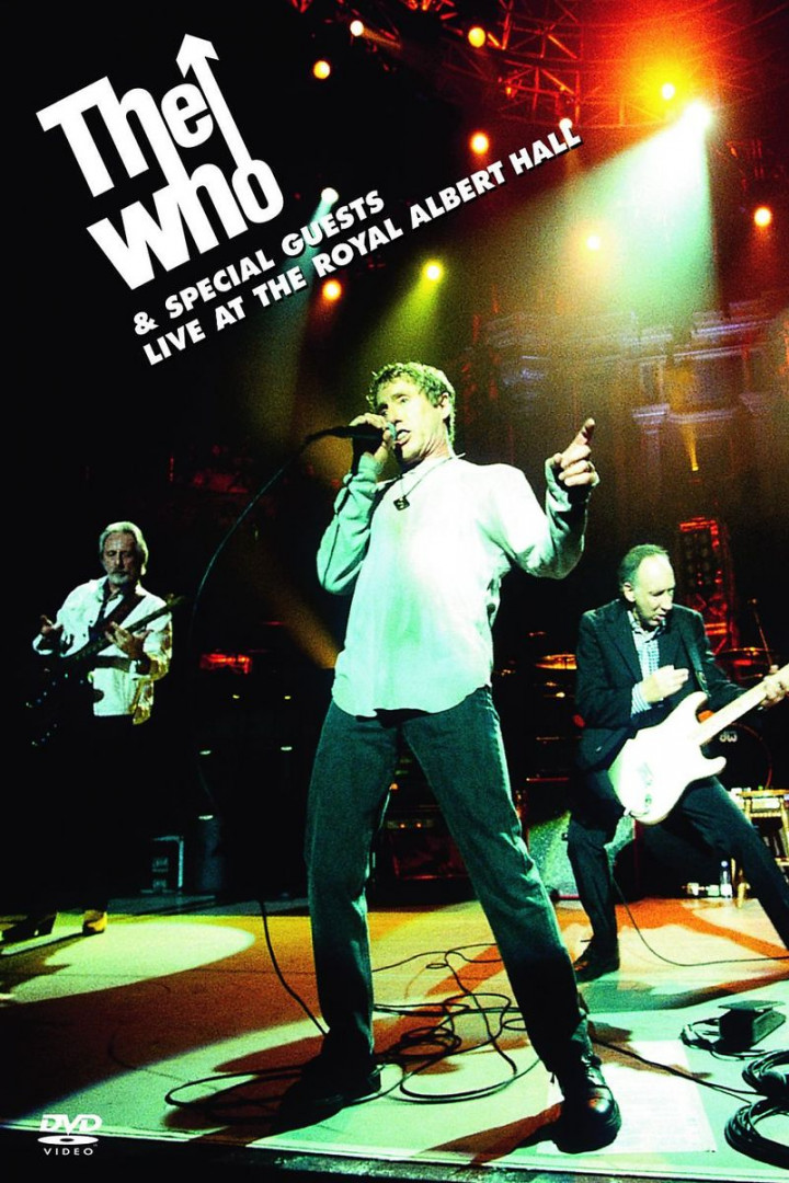 Live At The Royal Albert Hall: Who,The