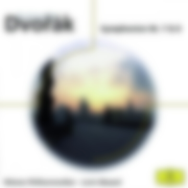 Dvorak: Sinfonien 7+8