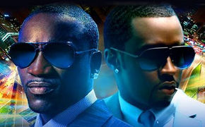 Akon, Diddy & Akon pimpen Red Cafe