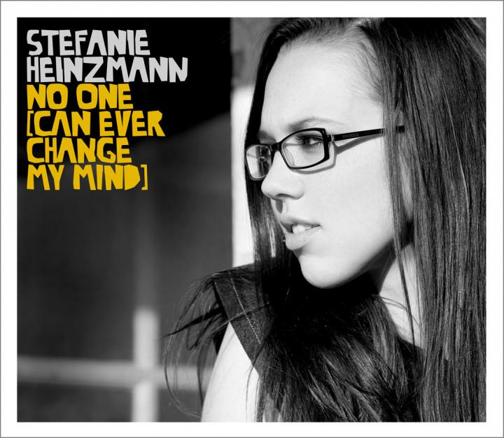 Stefanie Heinzmann No One Cover 2009