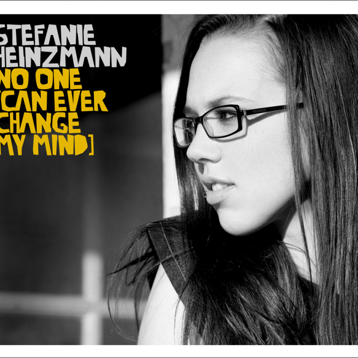 Stefanie Heinzmann No One Cover 2009