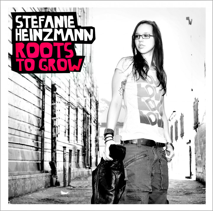 Stefanie Heinzmann Roots to grow Cover 2009
