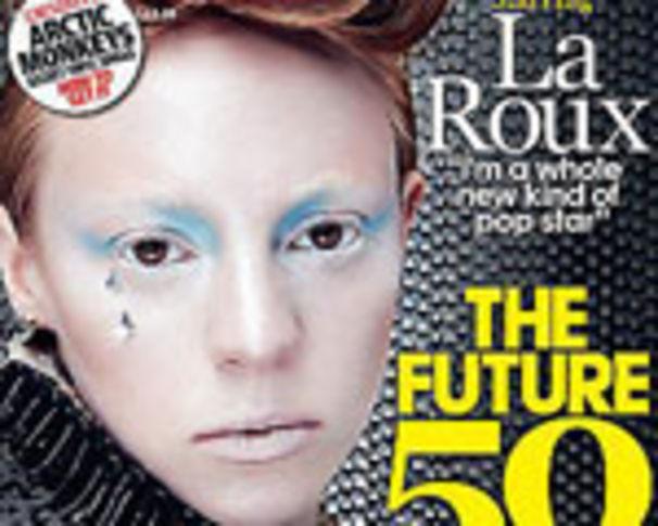 La Roux, Ab aufs NME Cover!
