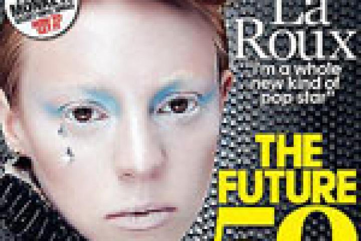 La Roux NME Cover August