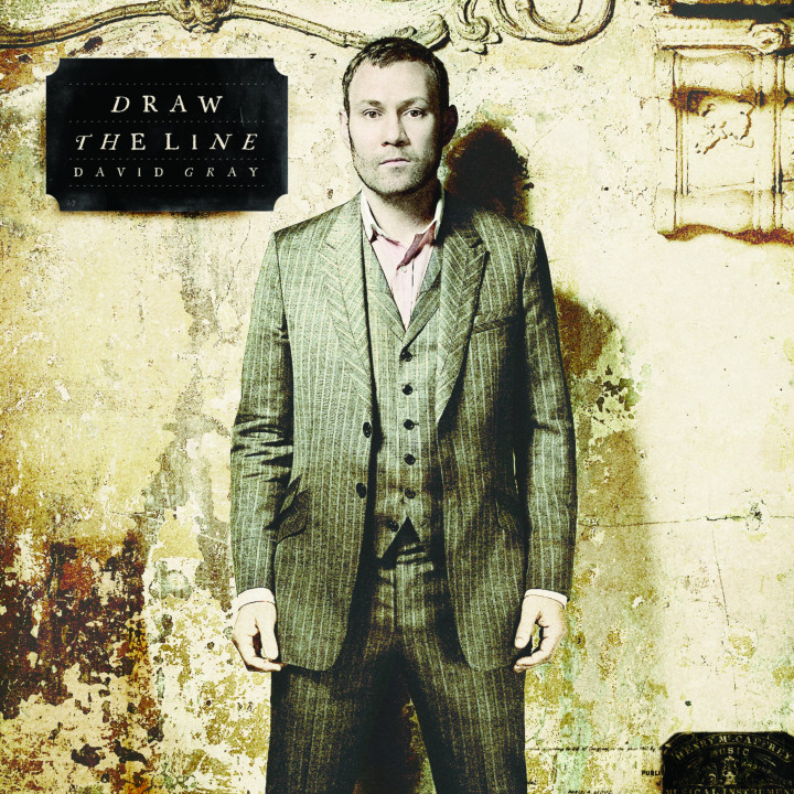 David Gray Album Cover 2009