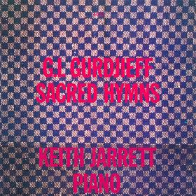 Keith Jarrett, G.l. Gurdjieff: Sacred Hymns, 00042282912220