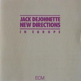 Jack DeJohnette, In Europe, 00042282915825
