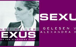 Alexandra Kamp, Henry Millers Sexus - Befreiung durch den Eros