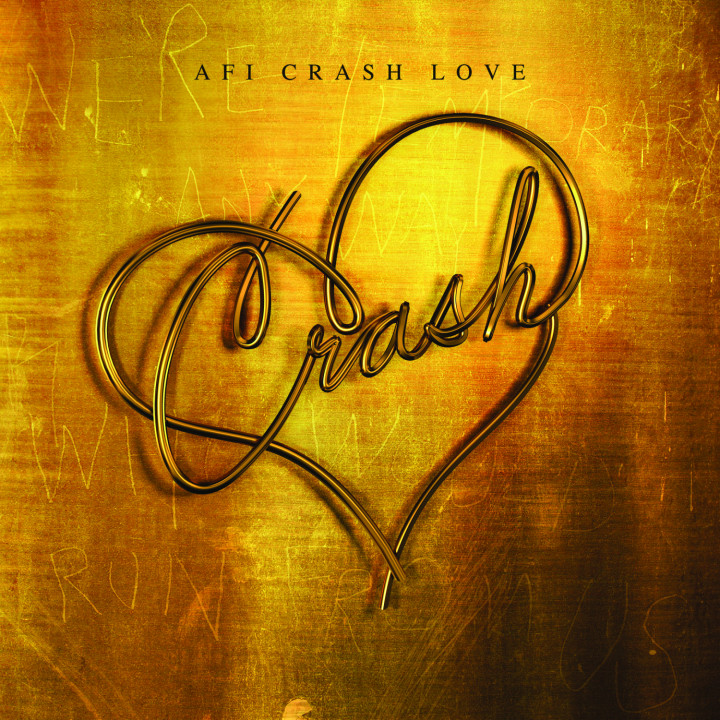 "AFI ""Crash Love"" Album"