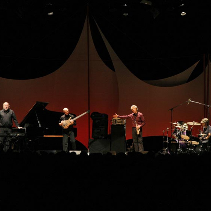 Jan Garbarek – Dresden
