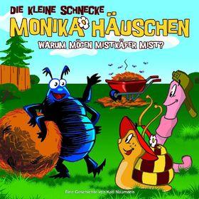Die kleine Schnecke Monika Häuschen, 06: Warum mögen Mistkäfer Mist?, 00602527029306