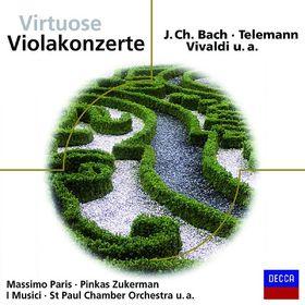 eloquence, Virtuose Violakonzerte, 00028948017515