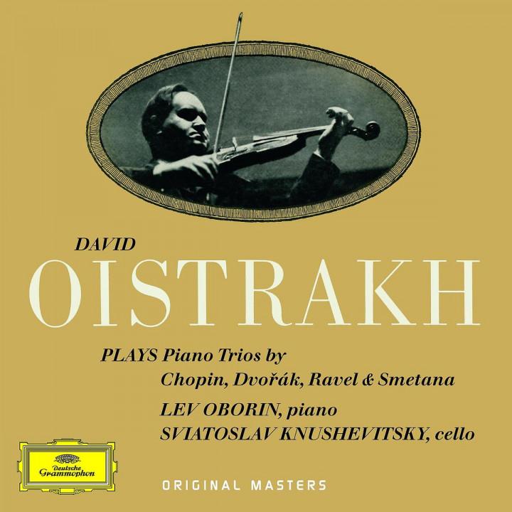 Klaviertrios: Oistrach,David