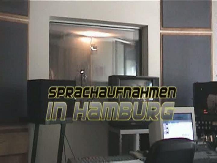 Mark Brandis - Aus der Werkstatt I: Sprachaufnahmen
