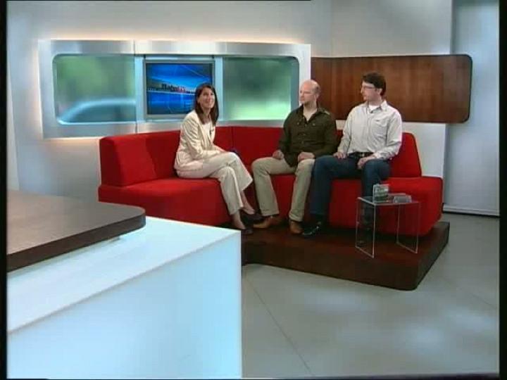 Mark Brandis - BahnTV-Interview I