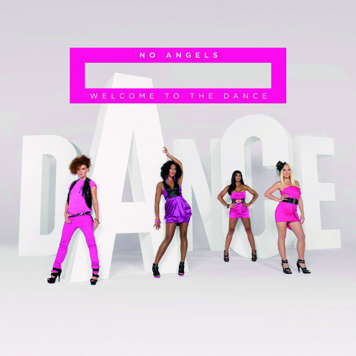 No Angels Dance Album Cover 2009