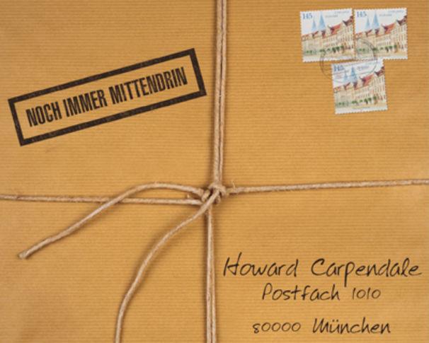 Howard Carpendale, Jetzt schon in die neue Single Noch immer mittendrin reinhören!