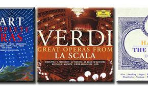 Joseph Haydn, Die drei großen Opernboxen