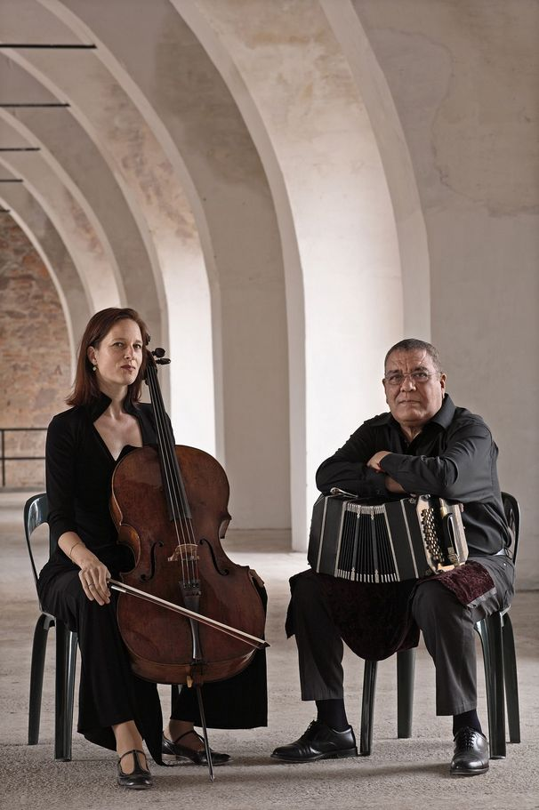 Cikada String Quartet - Bruno Maderna Maderna In Due Tempi