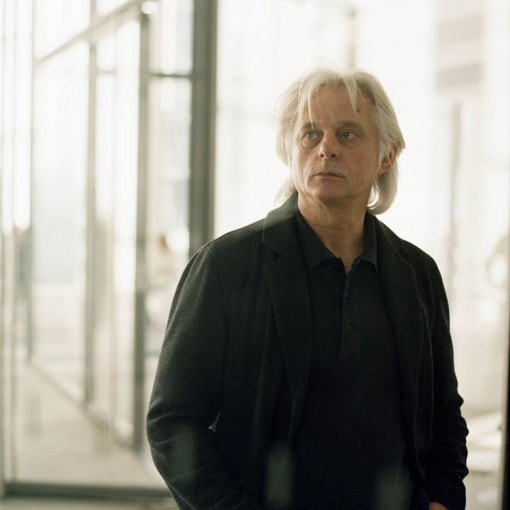 Manfred Eicher © Marek Vogel / ECM Records