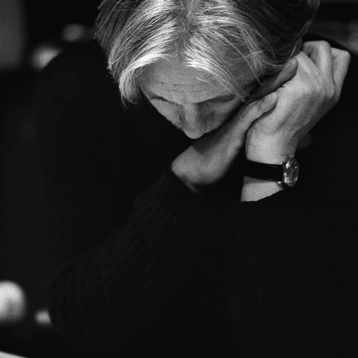 Manfred Eicher © Cheryl Koralik / ECM Records