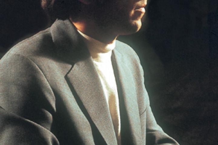 Vladimir Ashkenazy am Klavier