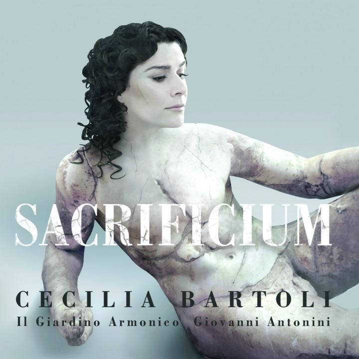 Cover Cecilia Bartoli Sacrificium