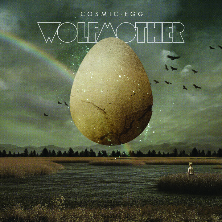 Wolfmother Cosmic Egg Cover
