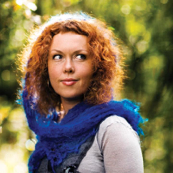Kristin Asbjörnsen © Hans Fredrik Asbjørnsen