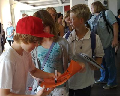 Justin Bieber, Du hast das Bieber-Fieber? Gewinne ein Meet & Greet!
