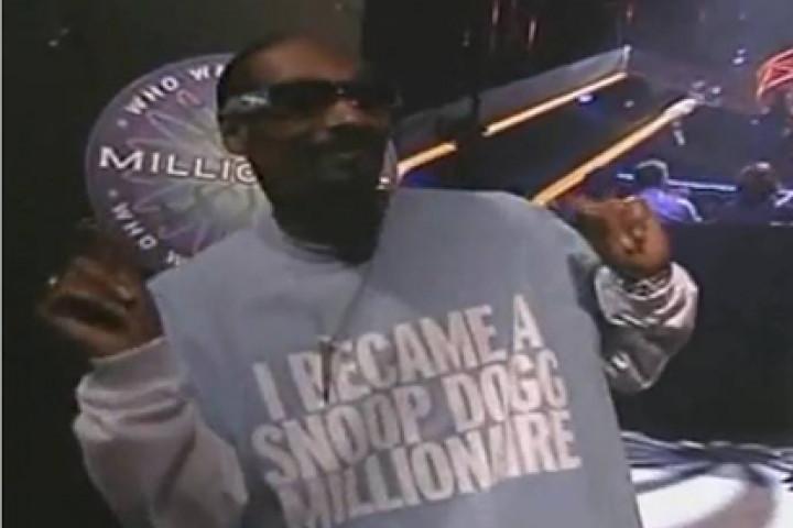 Snoop Dogg Millionaire