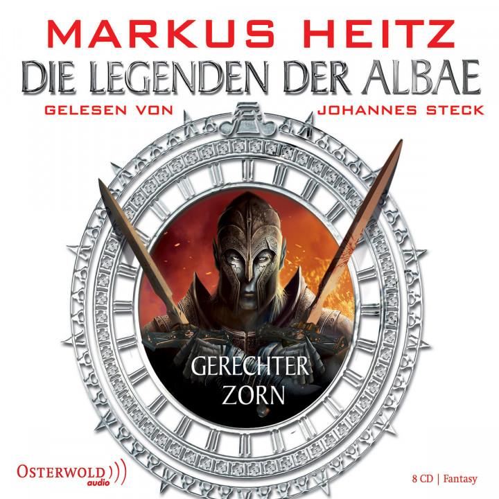 Markus Heitz:Die Legende der Albae-Gerechter Zorn: Steck,  Johannes