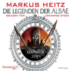 Markus Heitz, Die Legende der Albae - Gerechter Zorn, 09783869520087