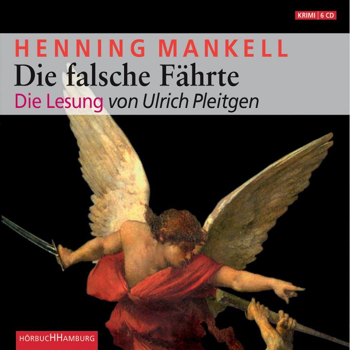 Henning Mankell: Die falsche Fährte: Pleitgen, Ulrich