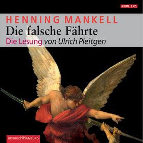 Henning Mankell, Die falsche Fährte, 09783899036688