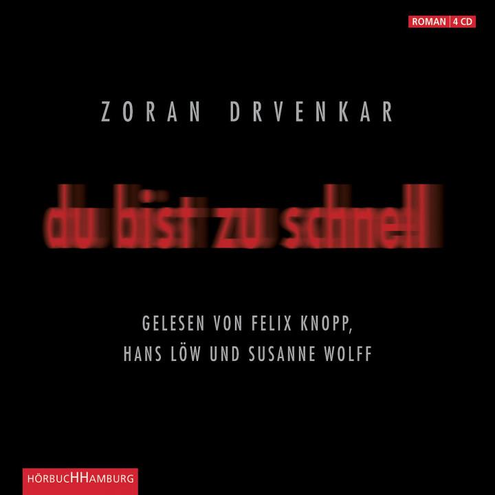 Zoran Drvenkar: Du bist zu schnell: Knopp, Felix / Löw, Hans / Wolff, Susanne