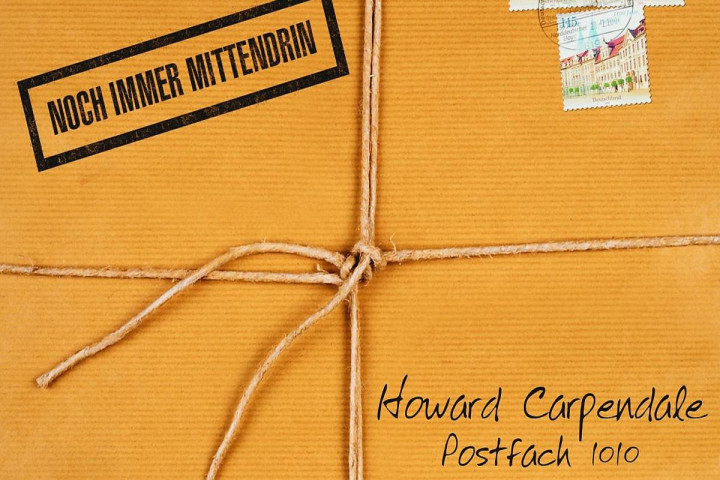 Noch immer Mittendrin (2-Track): Carpendale, Howard