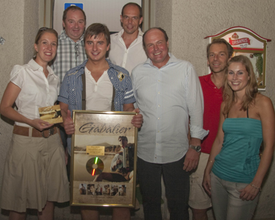 Andreas Gabalier, Koch Universal Music feiert zusammen mit Andreas Gabalier Showcase der besonderen Art