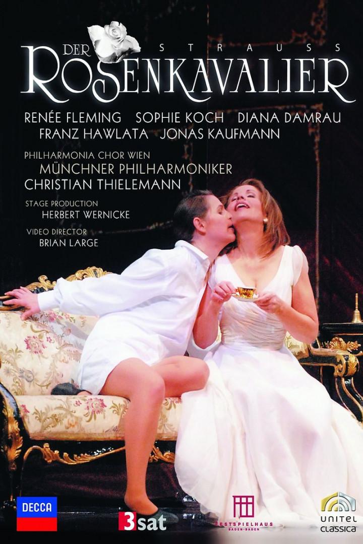 Strauss: Der Rosenkavalier: Fleming/Damrau/Henschel/Thielemann