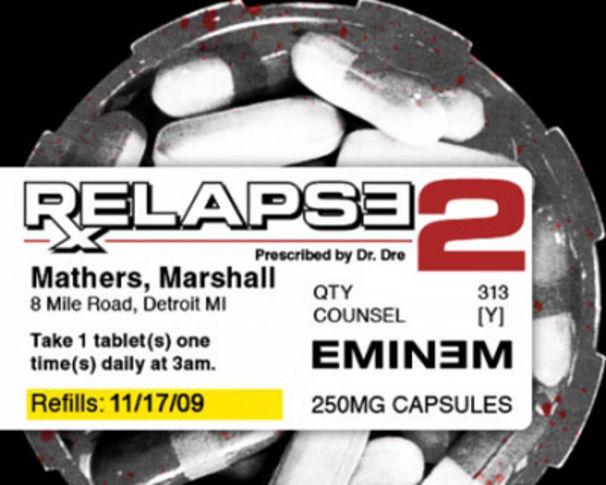 Eminem, Eminem's Relapse 2 droppt am 17.11.? Not really!
