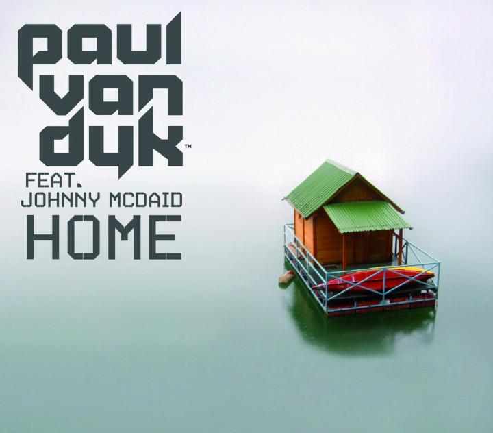 Paul Van Dyk Home Cover 2009