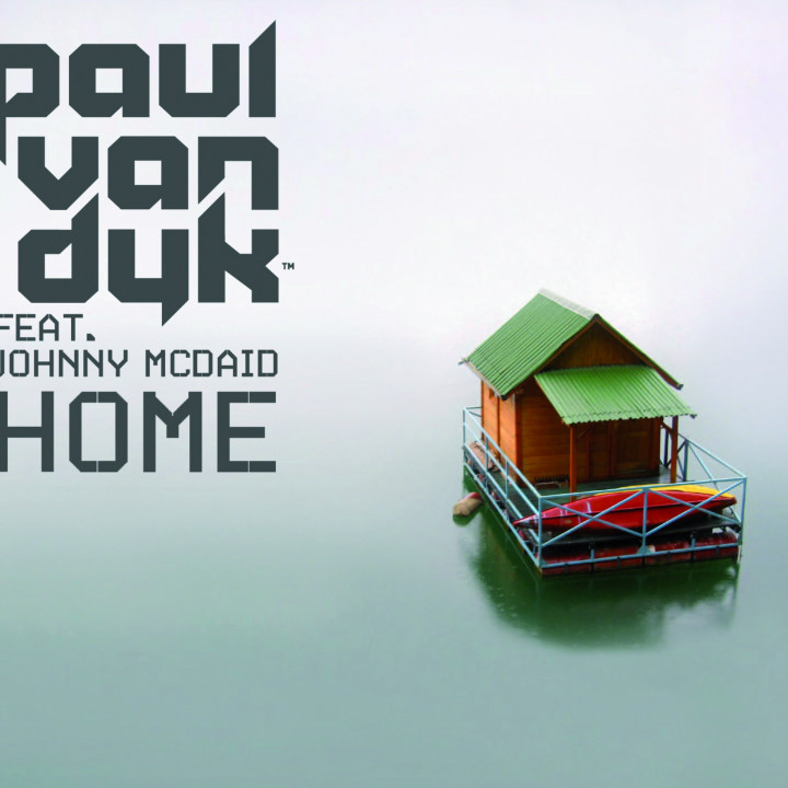 Paul Van Dyk Home Cover 2009