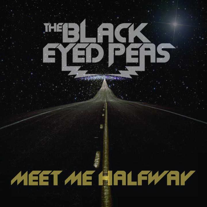 Black eyed pease meet me halfway cover 2009