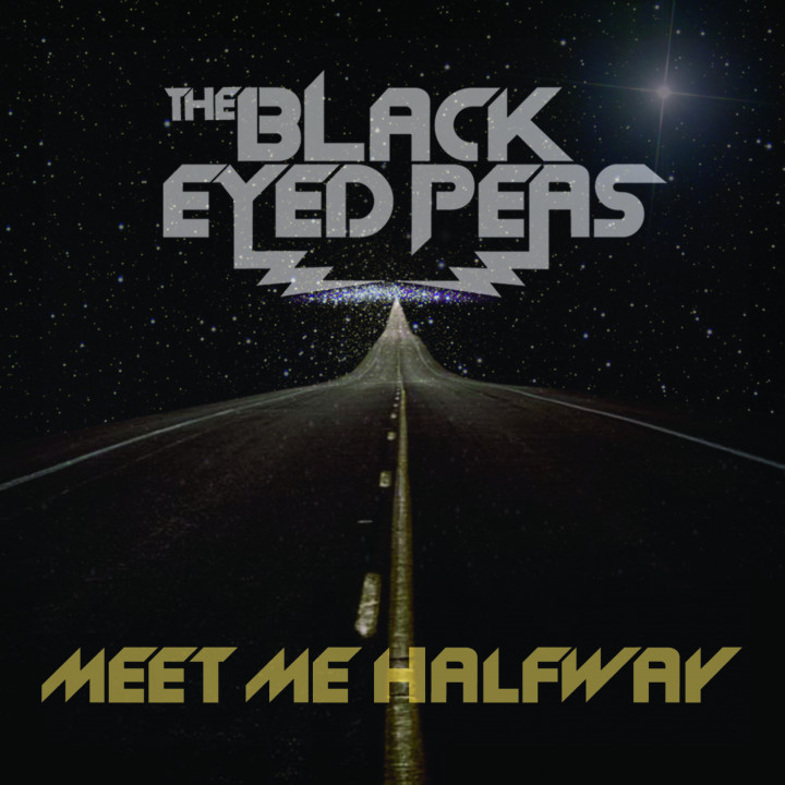 Black eyed pease meet me halfway cover 2009