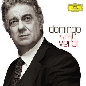 Plácido Domingo, Placido Domingo singt Verdi - Die Tenor-Arien, 00028948028153