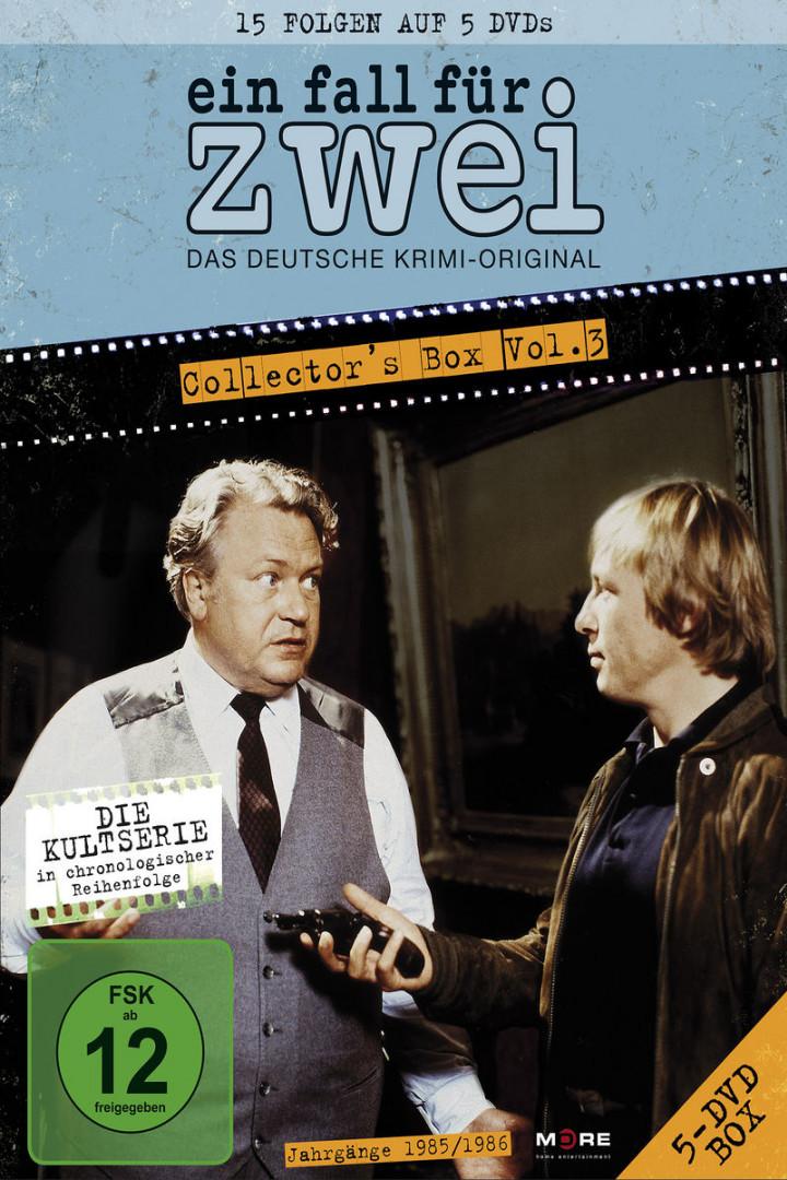 Ein Fall für zwei Collector's Box 3 (Folge 28-42): Ein Fall für zwei